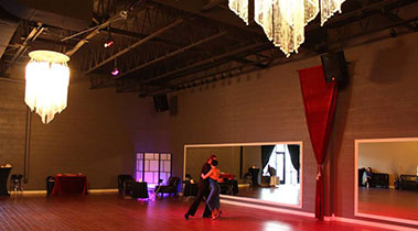 dance event space utah